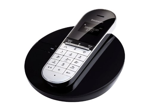 DECT Sagem D77T Solo noir Reviews
