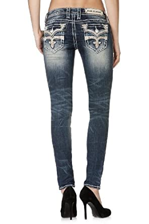 Rock Revival Womens Celine Skinny Jeans (31) at Amazon ...