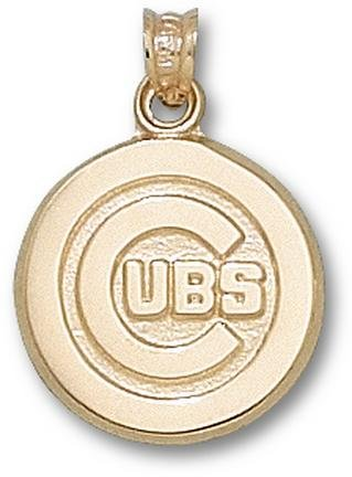 Gold Plated CHICAGO CUBS