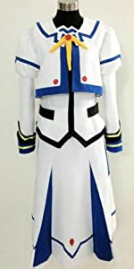 Jamcos Magical Girl Lyrical Nanoha Nanoha Takamachi Cosplay Costume-made