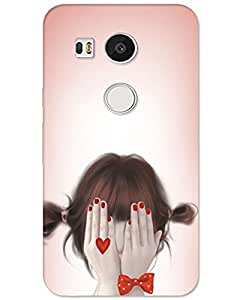 WEB9T9 LG Nexus 5X Back Cover Designer Hard Case Printed Cover
