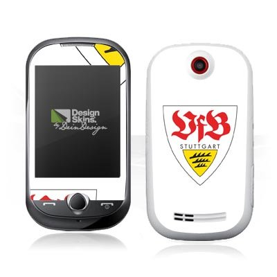 Design Skins for Samsung S3650 Corby - VFB Stuttgart Design Folie