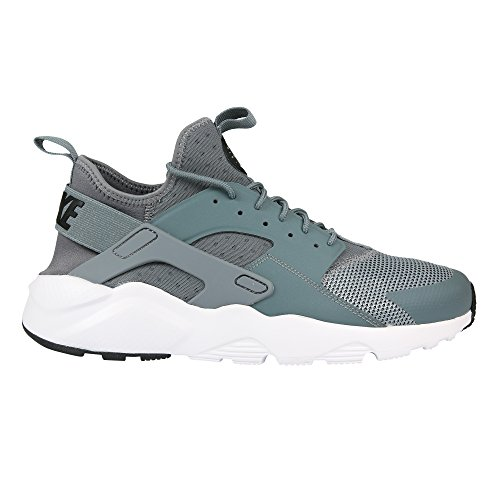 Nike Air Huarache Run Ultra, Scarpe da corsa uomo Multicolore Gris / Negro / Blanco (Cool Grey / Black-White) 42