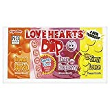 Swizzels Matlow Love Hearts Dip 27G x Case of 36