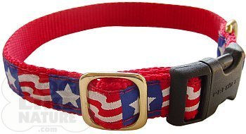 Patriotic Pet Collar – Extra Large