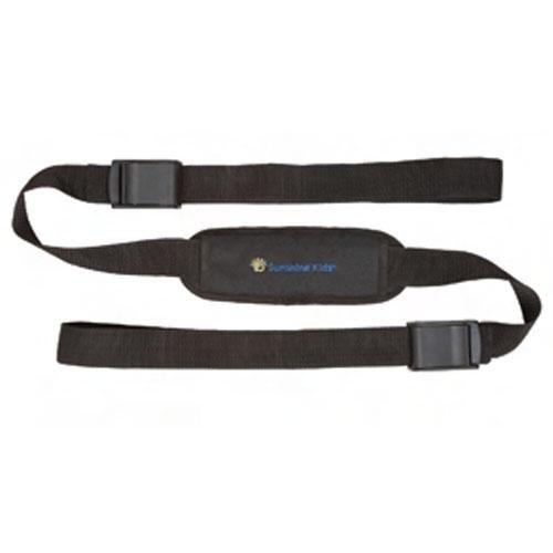 Diono Stroller Strap, Black front-486982