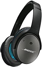 Bose QuietComfort 25 密閉型ノイズキャンセリングヘッドホン オーバーイヤー/iPhone・iPod・iPad対応リモコン・マイク付き ブラック QuietComfort25 BK【国内正規品】