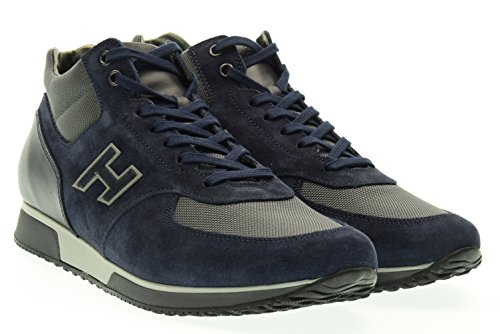 HOGAN-men-sneakers-high-HXM1980O430E5H674O-H198-MID-CUT-FABRIC-H-FLOCK