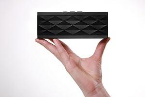 【日本正規代理店品】Jawbone ポータブル Bluetooth ワイヤレス スピーカー Jawbone JAMBOX ブラックダイアモンド ALP-JAM-BD