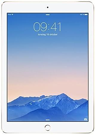 Apple iPad Air 2 WiFI 16GB Gold, MH0W2KN_A (EU plug)