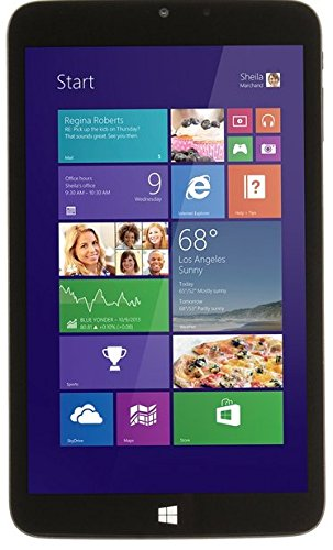 WinBook TW802 Tablet, 8-Inch 32 GB Windows 8 1 with full