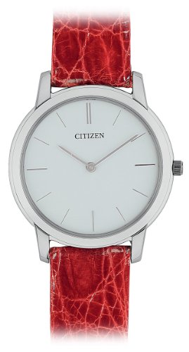 Montre Citizen 0.45 Eg6000-07a Femme Blanc