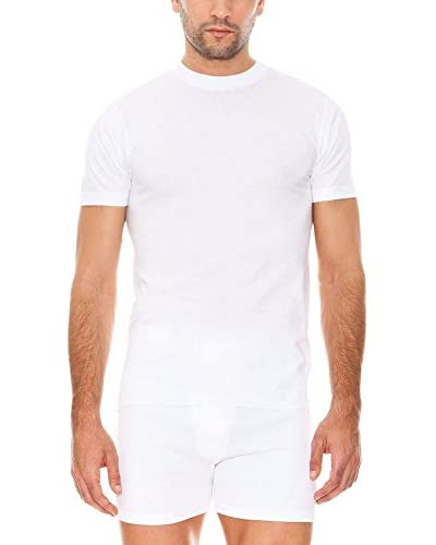 Abanderado T-Shirt Manica Corta  [Bianco]