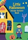 Little Halloween Sticker Activity Book (Dover Little Activity Books Stickers)