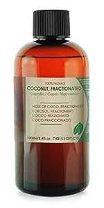Kokosöl, fraktioniert - 100% reines natürliches Öl - 100ml
