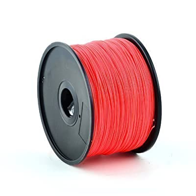 1Kg spool of RED Premium quality PLA 3D printer filament 1.75mm suitable for Most 3D printers