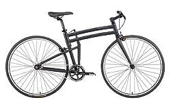 """Montague Boston Pavement Bike 19"""" Matte Black by Montague"""