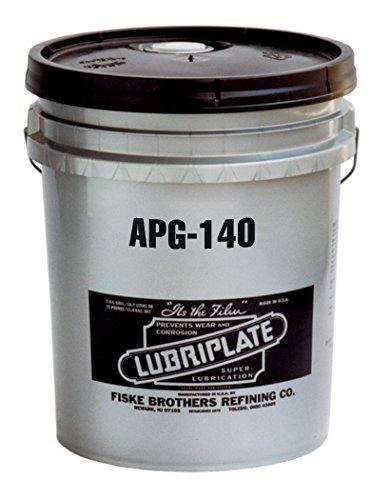 Lubriplate Apg 140, L0119-035, Petroleum-Based Gear Oil, 35 Lb Pail