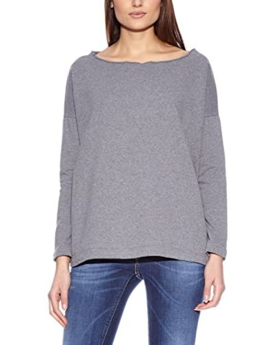 Replay Sweatshirt grau