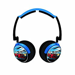 Hot Wheels Lightweight & Compact Headphones