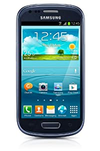 Samsung Galaxy SIII Mini UK SIM-Free Smartphone - Blue