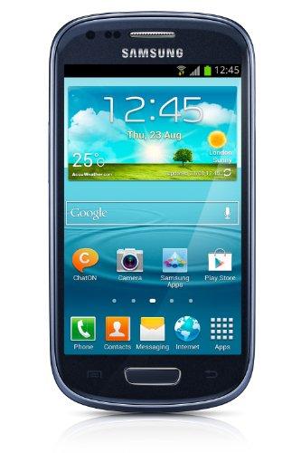 Samsung Galaxy SIII Mini UK Sim Free Smartphone - Blue Black Friday & Cyber Monday 2014