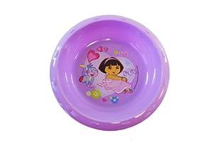 "Zak Designs, Inc.-Dora the Explorer Bowls/Plastic (6.5"")"