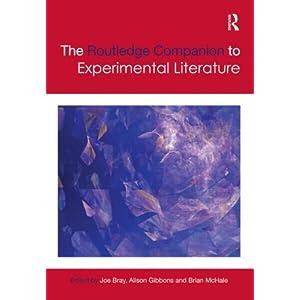 The Routledge Companion to Experimental Literature (Routledge Companions)