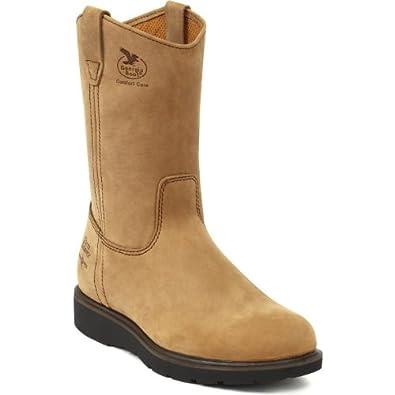Georgia Farm & Ranch Wellington CC Work Boots®G-4432 (M11.5)