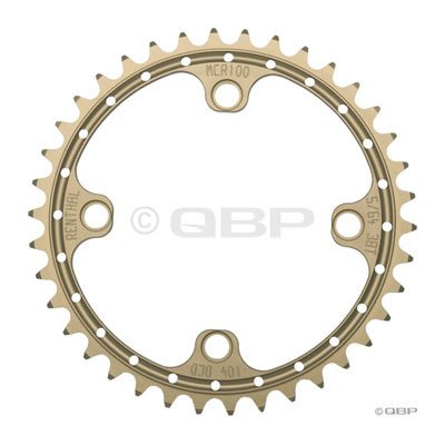 Renthal SR4 38t Chainring 104bcd AluGold