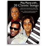 20 Classic Songs Play Piano With + CD