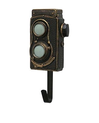 Three Hands Vertical Resin Wall Hook Camera