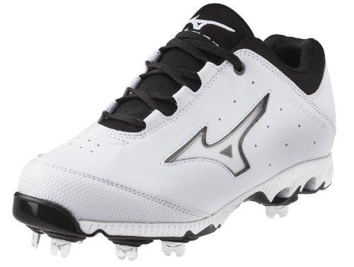 Women's Mizuno 5 9 Softball Spike 3 8 whiteblack Swift Switch Cleat IYWDH2eE9