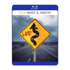 Rush - Snakes And Arrows (Blu-ray) (2007)