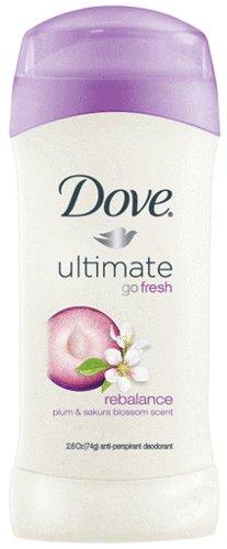 Dove Ultimate go fresh Rebalance Antiperspirant/Deodorant, 2