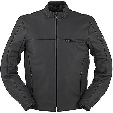 Dany Furygan en cuir pour homme Pour moto Sport Touring Veste de survêtement