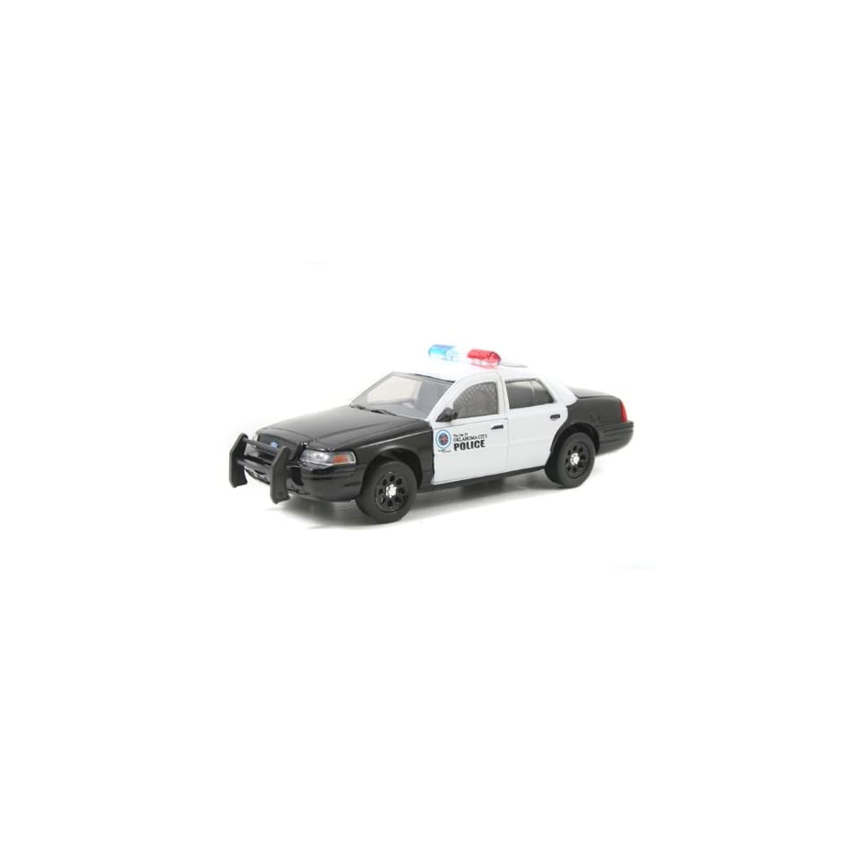 Ford Crown Victoria Oklahoma Police Dept 1/32