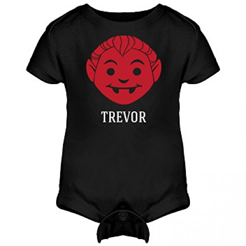 [Infant Vampire Trevor Halloween Costume: Infant Rabbit Skins Lap Shoulder Creeper] (Trevor Halloween Costume)