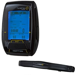 CycleOps Joule GPS Computer with HRM - Mens by PowerTap