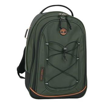 6ae9c261db (18折)Timberland Luggage Claremont Backpack 天木兰17寸多功能背包墨绿