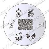 Konad Stamping - Image Plate M90