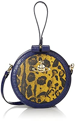 Vivienne Westwood Jungle Leopard Tote Shoulder Bag