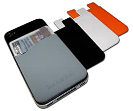 iROO Card Pouch Attachment to turn Your Mobile Phone into an E-Wallet