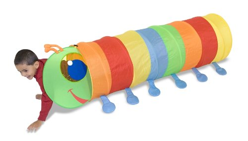 Big Save! Melissa & Doug Happy Giddy Tunnel