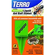 Woodstream T1812 Outdoor Liquid Ant Bait Stake-OTDR LQD ANT BAIT STAKE
