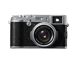 Fujifilm X100S 16 MP Digital Camera with 2.8-Inch LCD (Silver) (OLD MODEL)