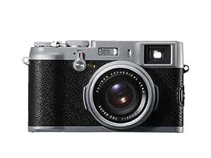 Fujifilm  X100S Fotocamera Digitale 16 Megapixel, Sensore APS-C X-Trans CMOS II, Obiettivo 35 mm, F/2.0, Mirino Ibrido, Otturatore Centrale, Garanzia Italiana, colore: Argento