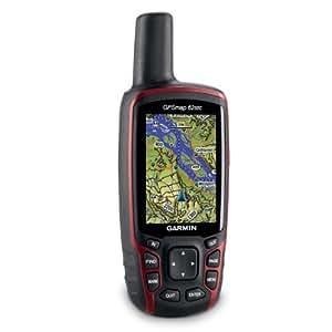 Garmin GPSMAP 62stc Handheld Navigator