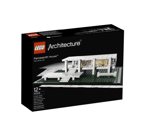 LEGO Architecture 21009: Farnsworth House