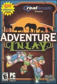 Adventure Inlay Windows Xp Compatible Cd Rom Computer Game